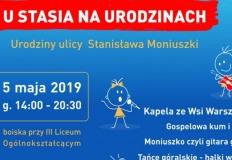 Konin. Polonez przejdzie ulicą Stanisława Moniuszki na Zatorzu