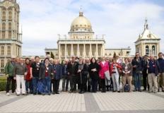 Amerykańscy i europejscy organiści zwiedzili licheńską bazylikę