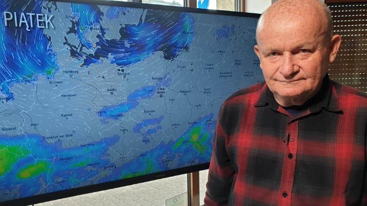 Pogoda według Kazimierza Gmerka. Zimny majowy weekend