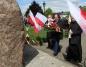 Golina. Złożyli kwiaty w rocznicę uchwalenia Konstytucji 3 Maja