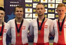 Podwójne mistrzostwo Sztraucha, drużynowe srebro KLTC Konin!