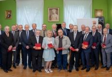 Od Solidarności do wolności. Zostali odznaczeni za wolną Polskę