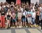 Konin. Młodzież z trzech krajów odwiedziła rówieśników z I LO