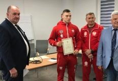 Goiński jedzie na mistrzostwa Europy z polską reprezentacją