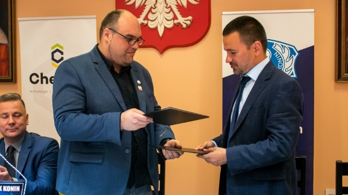 Górnik Konin podpisał umowę o współpracy z Lechem Poznań