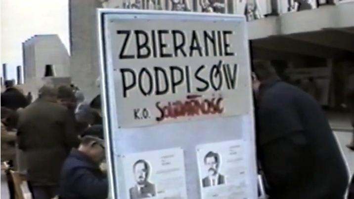 4 VI 1989: Spadochroniarz z Warszawy i rekordowa frekwencja🎧
