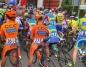 214 km kolarzy KLTC Konin. Sklasyfikowani poza czołówką