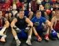 Mateusz Goiński na zgrupowaniu kadry narodowej na Ukrainie