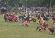Stowarzyszenie z Radoliny na rekonstrukcji Bitwy pod Grunwaldem