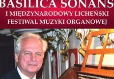 Jana Van Mol podczas Licheńskiego Festiwalu Muzyki Organowej