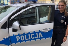 Policjantka z Babiaka uratowała 28-latka. Ściągnęła go z torów