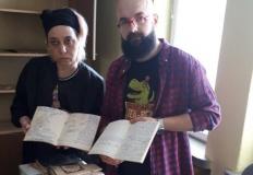 Konin. Maszynopisy i rękopisy Wenedy niszczały w piwnicy domu
