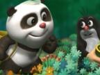 Filmowe Poranki: Krecik i Panda, cz. 6