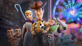 Toy Story 4 / dubbing / 3D