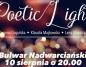"""MDK zaprasza na koncert """"Poetic Light"""" . Wieczorem na bulwarze"""