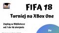 FIFA 18! Turnirj na XBox One