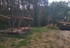 Inwestycje w gminie Golina. Trwa budowa kanalizacji sanitarnej
