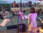 Muzyka w plenerze. Koncert jazzowy na konińskim bulwarze