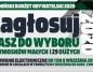 Głosowanie na KBO. Niezameldowani mają czas do 22 sierpnia