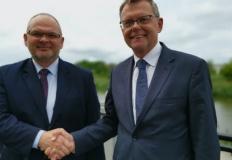 Partyjny duet. Tomasz Nowak do Sejmu, Maciej Sytek do Senatu