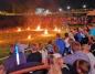 Festiwal ognia nad Wartą rozświetlił i ożywił koniński bulwar