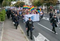 Marsz Tolerancji przeszedł ...
