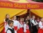 Stare Miasto. Dożynki gminno - parafialne 2019 w Krągoli