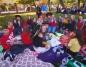 Konin. Piknik i integracja. To było trzecie śniadanie na trawie w I LO