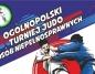 Turniej Judo Niepełnosprawnych. Ponad 60 zawodników w Ślesinie