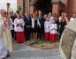 Kryszkowice. Kopalnia wybudowała kościół, biskup poświęcił