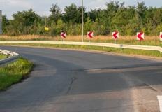 Kleczew. Na drodze do Sławoszewka na razie dalej będzie bujać