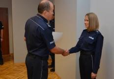 Nowy zastępca w wydziale do walki z przestępczością gospodarczą