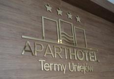 """Aparthotel """"Termy Uniejów"""" - hotel **** w Uniejowie zaprasza już gości"""