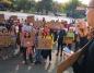 Konińska młodzież strajkowała przeciw zmianom klimatycznym