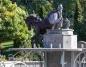 Konin. Koń spadł z fontanny. Sprawcy zniszczenia są poszukiwani