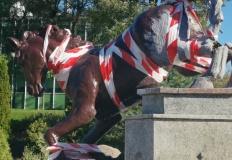 Koń z fontanny zostanie zdemontowany. Kosztowna naprawa