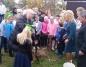 Żdżary. Patronka szkoły przybyła z Australii i posadziła drzewko