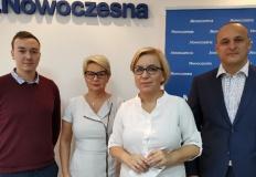Nowoczesna Paulina Hennig-Kloska o parlamentarnych planach