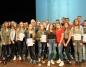 Dyplomy i puchary dla szkół średnich za udział w teście Coopera