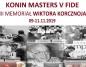 Sportowy weekend: Trzydniowy szachowy Memoriał Korcznoja