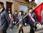 Harcerze z Konina na obchodach Święta Niepodległości w stolicy