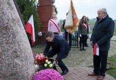 W 80. rocznicę oddali hołd zamordowanym mieszkańcom Goranina