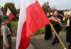 W Golinie świętowali 101. rocznicę odzyskania niepodległości