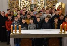 Kazimierz Biskupi. Młodzi ludzie poznawali dzień z życia mnicha