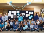 Uczniowie ZST świętują Międzynarodowy Dzień Praw Dziecka