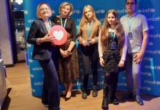 Młodzieżowa Rada Miasta Konina aktywna w Dniu Praw Dziecka