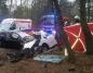 Tragedia na drodze w gminie Grodziec. Zginęła młoda kobieta