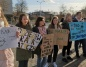 Konin. Młodzież strajkuje. Chcą Klimatycznego Stanu Wyjątkowego