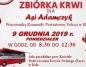 Koło. Zbiórka krwi dla pracownicy Komendy Powiatowej Policji