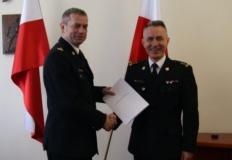 Arkadiusz Przybyła nowym szefem wielkopolskich strażaków